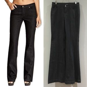 David Kahn | Original Rise Trouser Jeans Coal 27